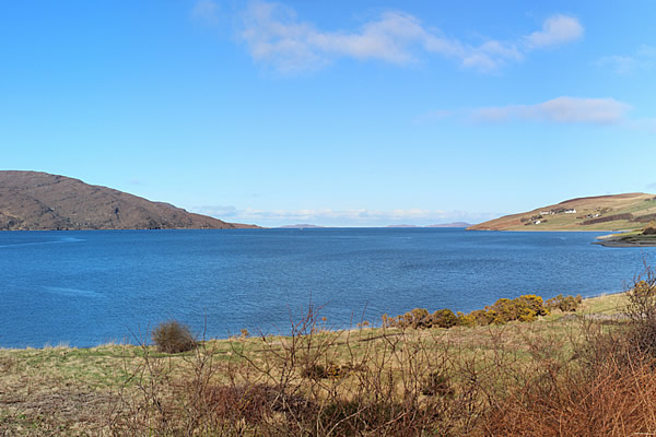 View over Loch Broom